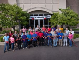 40th anniversary employees
