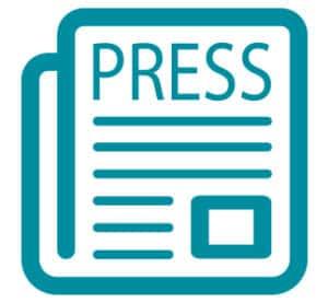 Press kit logo