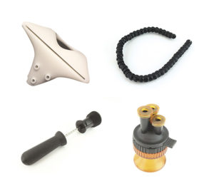 Carbon Medical Device Parts