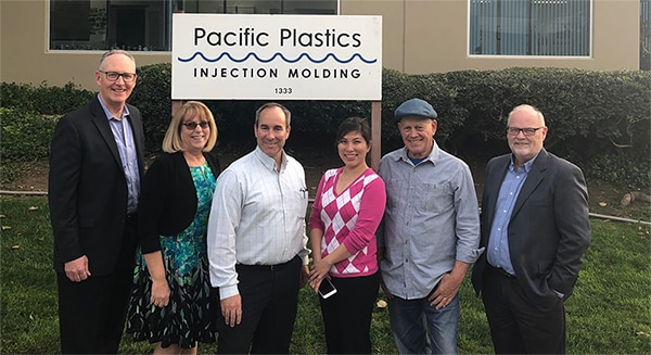 Diversified Plastics, Inc  acquires Pacific Plastics