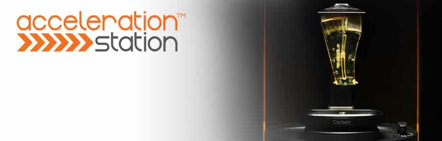 Acceleration Station Carbon Slider