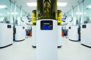 Carbon DLS machines