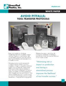 Tool Transfer White Paper