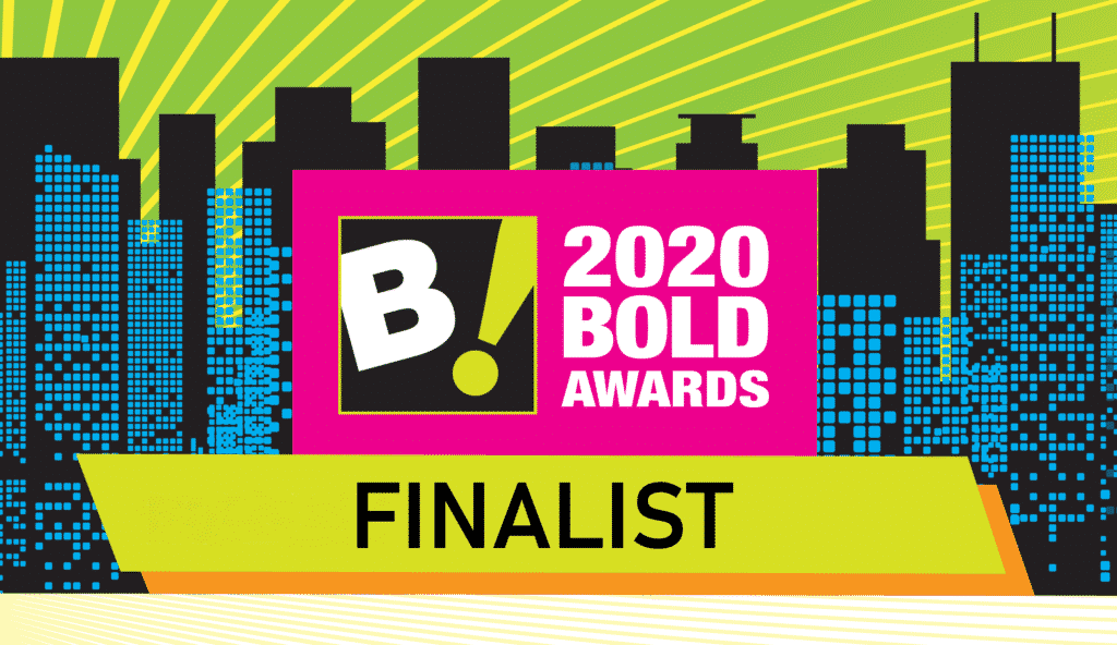 DPI Named BOLD Award Finalist