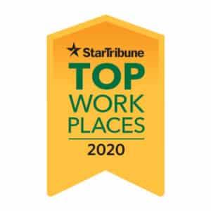 Star Tribune Top WOrk Places 2020