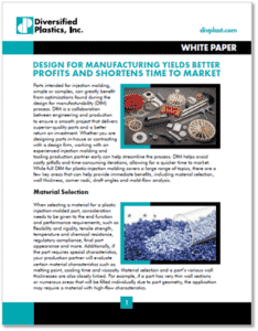 Design for Manufacturing White Paper Press Release