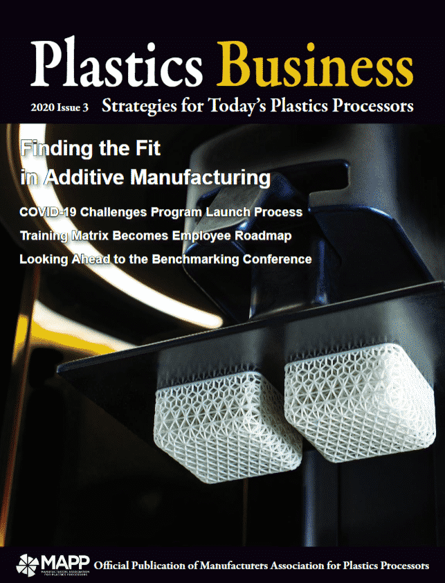 Plastics Business Article   DPI featured in Plastics Business titled Program Launch Best Practices in Pandemic-Pressed World