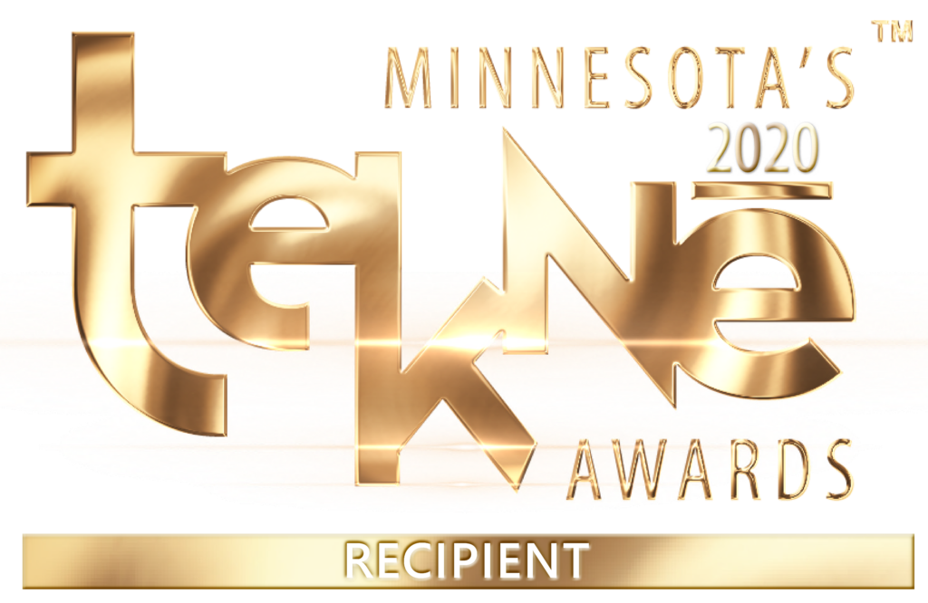 Minnesota Technological Association 2020 Tekne Award Recipient