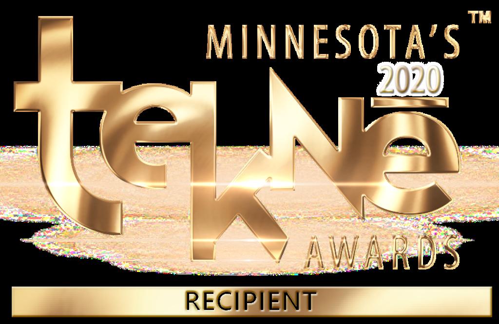 Minnesota Technological Association 2020 Tekne Award Recipient
