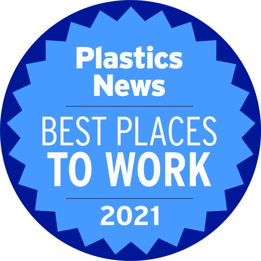 Best Places to Work 2021 by Plastics News