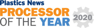 Processor of the Year Excellence Award for Customer Relations