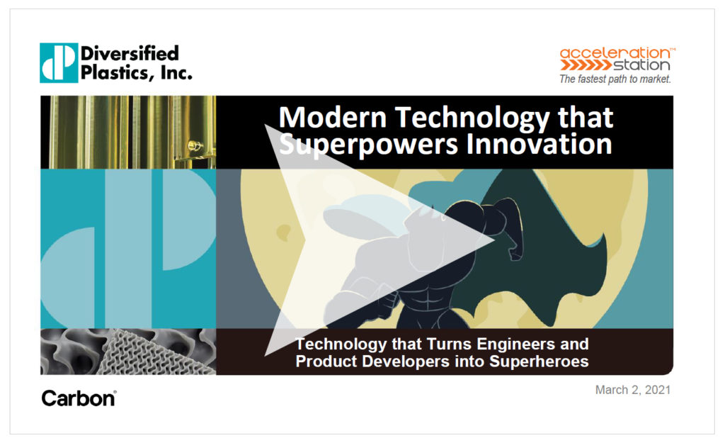 Watch: Modern Technology that Superpowers Innovation Presenters